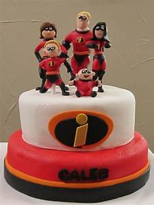 Frosted Insanity: Incredibles Cake