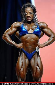 Iris Kyle Prejudging 2008 Ifbb Figure Fitness And Ms