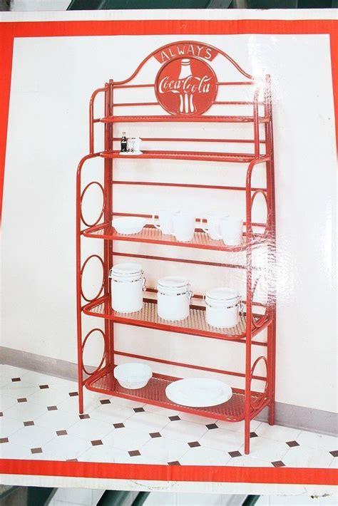 coca cola bakers rack gr auto gallery