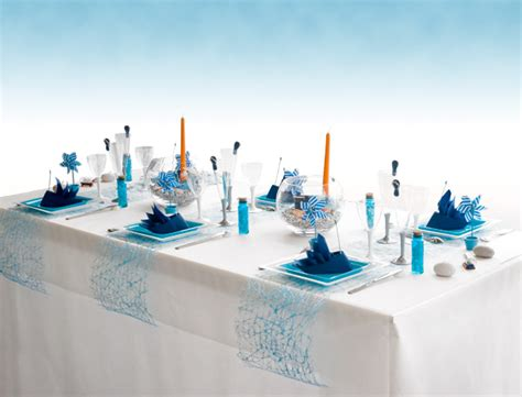 deco mariage theme mer id 233 es d 233 co de table de mariage th 232 me mer lovely eventslovely events