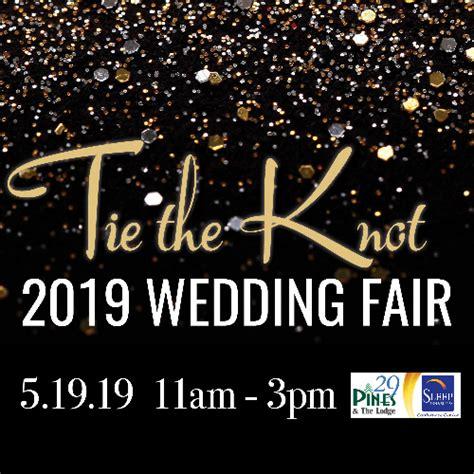 Volume One Tickets Tie The Knot 2019 Wedding Fair