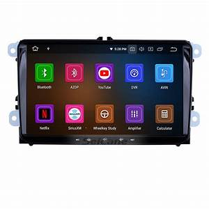 9 Inch Android 10 0 Radio Car Navigation Head Unit For