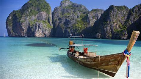 Phuket To Koh Phi Phi In Thailand, Asia