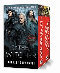 The Witcher Stories Boxed Set  The Last Wish  Sword Of