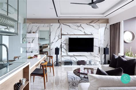 9 Tv Feature Wall Ideas For Your Living Room