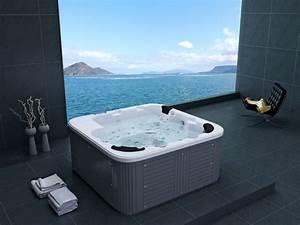 Jacuzzi Whirlpool Unterschied : outdoor whirlpool hot tub venedig weiss f r garten terasse neu ~ Buech-reservation.com Haus und Dekorationen