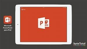 Microsoft Powerpoint Para Ipad