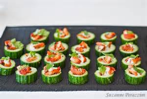 Cocktail Party Finger Food