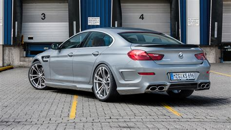 2018 Kelleners Sport Bmw 6 Series Gran Coupe F06 Rear
