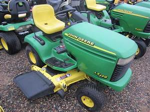 2000 John Deere Lx279 Lawn  U0026 Garden And Commercial Mowing