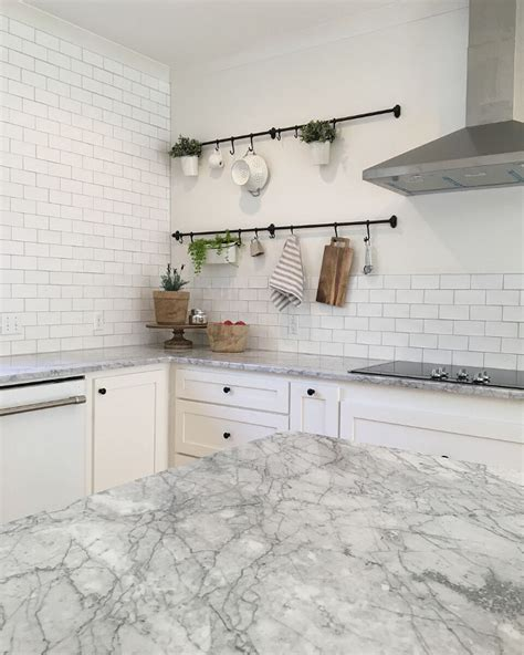 white tiles grey grout kitchen beautiful homes of instagram home bunch interior design 1879