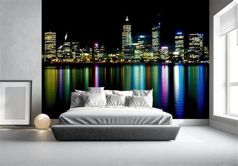 cityscape wallpaper  bedroom  information