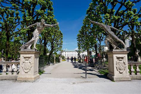 Instagram Worthy Views In Salzburg Austria