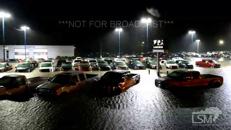 12 27 15 Springfield, Missouri Ford Dealer Flooded   YouTube