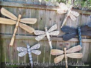 top 23 surprising diy ideas to decorate your garden fence With what kind of paint to use on kitchen cabinets for metal wall art butterflies and dragonflies