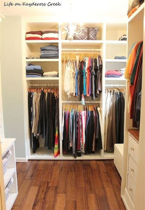 How To Organize A Bedroom On A Budget by 12 Fabulous Ways To Organize Your Bedroom Closet Hometalk