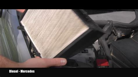 They average 19.0 combined miles per gallon, with the latest 2005 c240 4matic above average at 19 combined mpg. Mercedes W203 How To Replace Cabin Air Filter - YouTube