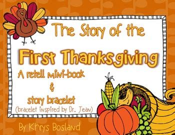 the story of the thanksgiving story bracelet and