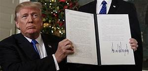 Trump Officially Recognizes Jerusalem as Capital of Israel ...