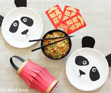 Celebrate Chinese New Year With Kids  Our Potluck Family