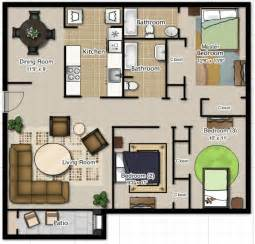 3 Bedroom 2 Bathroom House Plans