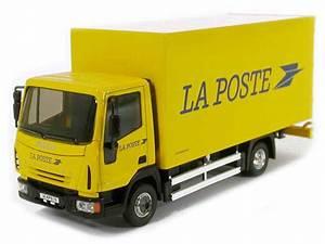 1 Patronal La Poste : iveco eurocargo poste eligor 1 43 autos miniatures ~ Premium-room.com Idées de Décoration