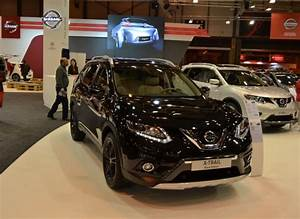 Nissan X Trail Black Edition : nissan presents in madrid his series 39 black edition 39 for the qashqai and x trail best cars for ~ Gottalentnigeria.com Avis de Voitures
