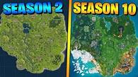 Fortnite Season 2 Map Update