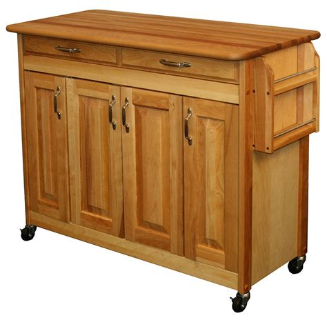Kitchen Island Carts For Sale by Butcher Block Prep Table In Kitchen Island Carts