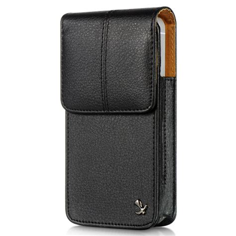 iphone 5 with belt clip leather holster belt clip cover pouch accessory for