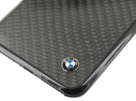 bmw carbon hard case iphone    hoesje