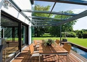 Fermer Une Terrasse Couverte : baie vitr e pour la terrasse fermez la terrasse et ouvrez l 39 esprit ~ Melissatoandfro.com Idées de Décoration