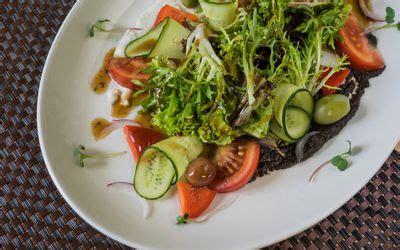 healthy chicken caesar salad  homemade dressing