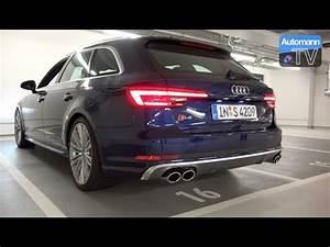 Audi S4 B9 : 2017 audi s4 avant 354hp pure sound 60fps youtube ~ Jslefanu.com Haus und Dekorationen