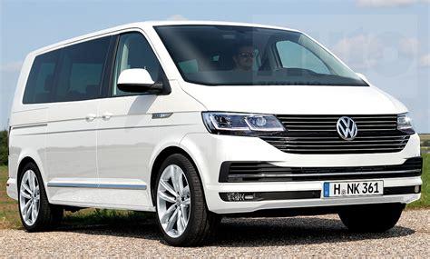 Volkswagen Eurovan 2020 by Vw T7 2020 Erste Informationen