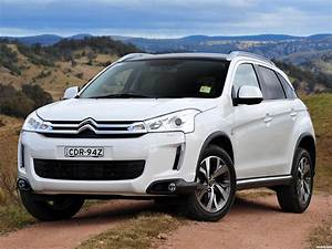 Fotos De Citroen C4 Aircross 2011