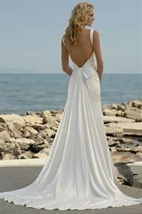 lace backless beach wedding dress naf dresses With beach wedding dresses