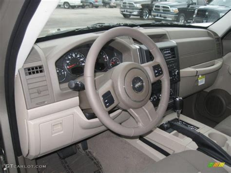 jeep liberty 2010 interior pastel pebble beige interior 2011 jeep liberty sport 4x4