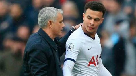 Mourinho 'convinced' Alli will stay at Spurs