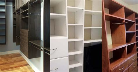 closet design for your new makefield home closets for less