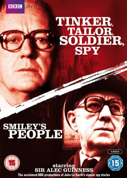 tinker tailor soldier spy smileys people dvd zavvi com