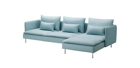 Ikea Soderhamn Sofa Dimensions by Best Small Modern Sectionals Freshome