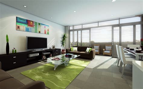 Living Room Area Design by Rooms Designed Around Televisions