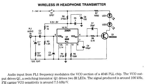 Need Help For Audio Transmitter Receiver