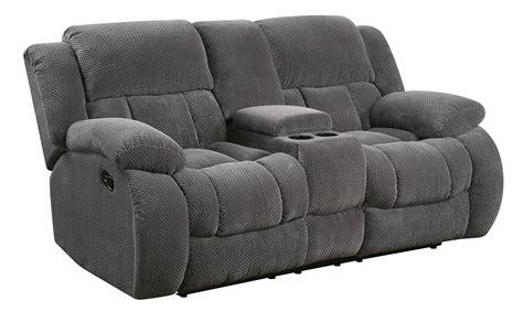 Coaster Loveseat coaster weissman 601922 casual pillow padded reclining
