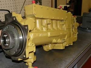 Wiring Diagram For Caterpillar Industrial Diesel Engines