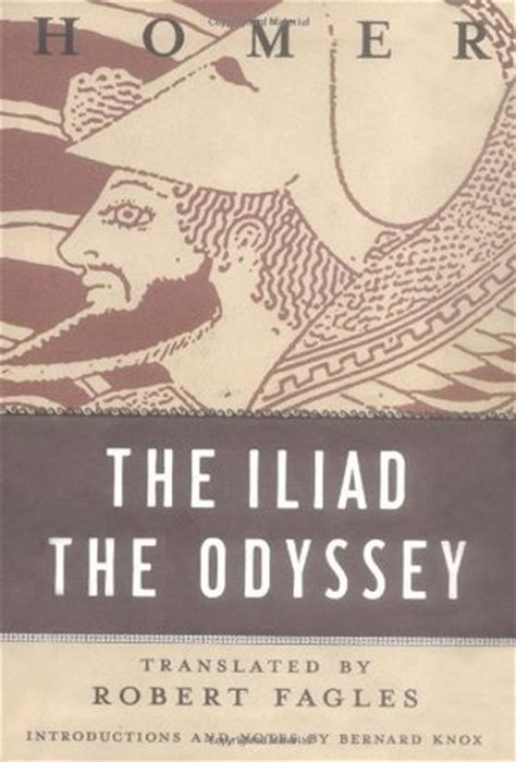 iliadthe odyssey  homer reviews discussion