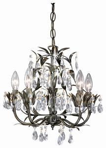Laura ashley mlvh lavenham light mini chandelier