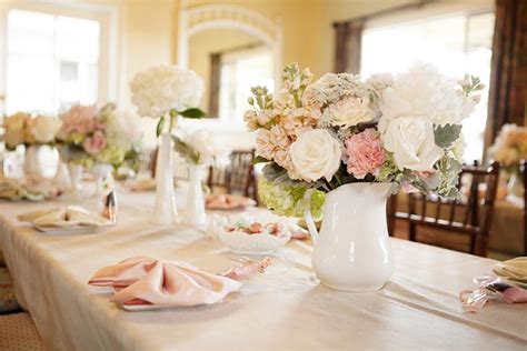 Karas Party Ideas Shabby Chic  Ee  Baby Ee   Shower Planning Ideas
