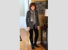 Fashion Over 40What I Wore Grace & Beauty